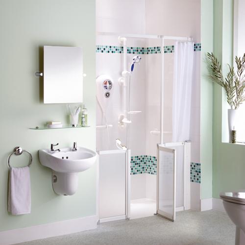 douches sécurisées