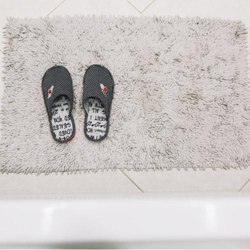 tapis antiderapant salle bain