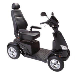 scooter evasion