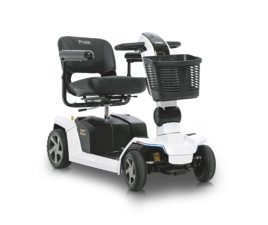 scooter électrique ZT 10