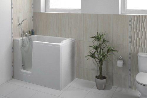 baignoire à porte florence