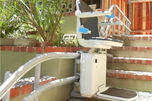 fauteuil monte-escalier 2000