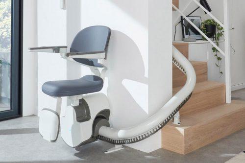 fauteuil monte-escalier flow X